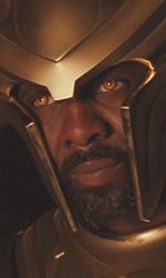 Trailer italiano e screenshoot del film Thor - Idris Elba interpreta Heimdall, il custode del ponte Arcobaleno che connette la Terra con Asgard.