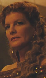 Trailer italiano e screenshoot del film Thor - Rene Russo interpreta Frigga, la madre di Thor.