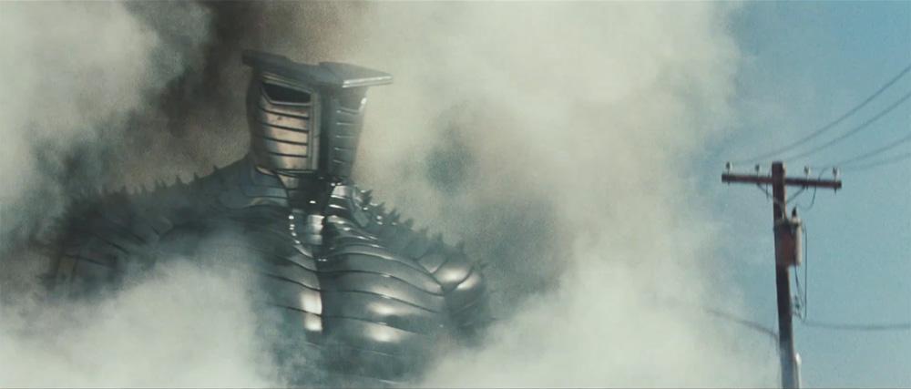 Il Destroyer. -