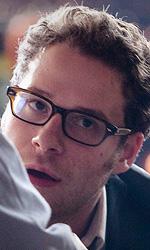 Online la featurette Un nuovo tipo di eroe - Seth Rogen sul set.