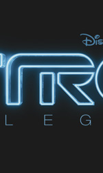 Il video musicale di �Derezzed� dei Daft Punk - La copertina dell'album musicale �Tron Legacy- the soundtrack�.