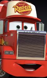 Online una nuova clip su Saetta McQueen - Mack � il fidato autista di Saetta.