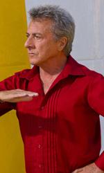 """La fotogallery del film Vi presento i nostri - Dustin Hoffman interpreta Bernard """"Bernie"""" Fotter."""