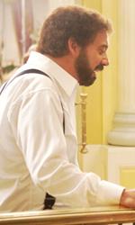 Film nelle sale: Prima ti sposo... poi ci roviniamo - Barney Panofsky e Miriam in una scena del film La versione di Barney.