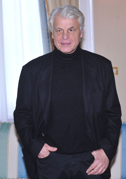 In foto Michele Placido (71 anni)