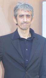 Riso amaro - Sergio Rubini al photocall del film Qualunquemente.