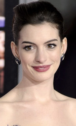 Anne Hathaway sar Catwoman - Il jet usato per i lanci.