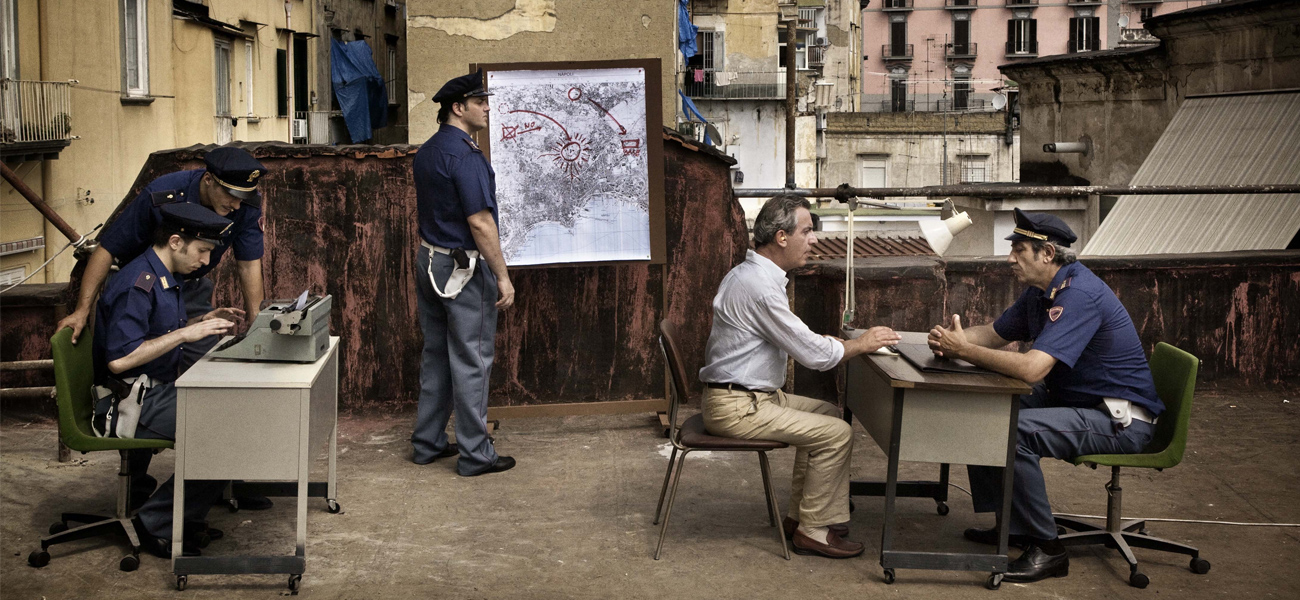 In foto Gianfelice Imparato (62 anni) Dall'articolo: Un'opera garbata che racconta la nostra società.