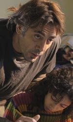 Quando eravamo padri - Javier Bardem in compagnia del regista Alejandro Gonzales Inarritu.