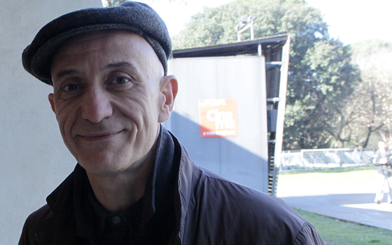 In foto Peppe Servillo (57 anni)