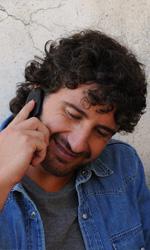Alessandro Siani, benvenuto al Nord - Alessandro Siani con Claudio Bisio in una scena di <em>Benvenuti al Sud</em>.