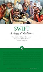 I viaggi di Gulliver, il libro -
