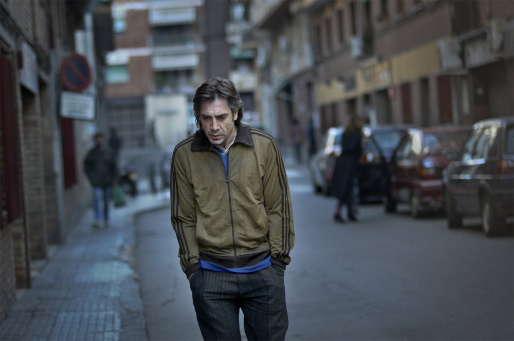 In foto Javier Bardem (47 anni)