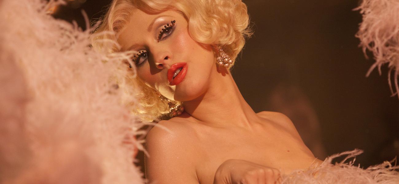 In foto Christina Aguilera (36 anni)