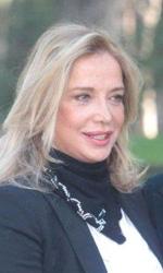 In foto Simona Izzo (64 anni)