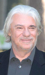 In foto Ricky Tognazzi (62 anni)