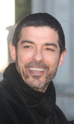 In foto Alessandro Gassmann (52 anni)