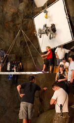 Le foto del film Sanctum 3D - L'organizzazione del set del film Sanctum 3D