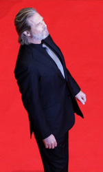 I fratelli Coen inaugurano la Berlinale 2011 - Jeff Bridges al red carpet de <em>Il grinta</em>, film d'apertura della Berlinale 2011.