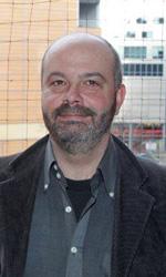 U pilu sopra Berlino - Il regista Giulio Manfredonia, a Berlino con Qualunquemente.