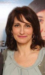 U pilu sopra Berlino - Lorenza Indovina in compagnia del regista Giulio Manfredonia.