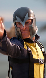 Prima del Professor X e di Magneto - Una foto del film X-Men: First Class