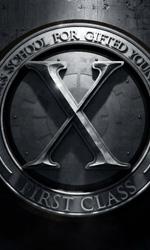 Prima del Professor X e di Magneto - Il logo di X-Men: First Class