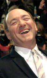 Berlinale 2011: Il red carpet di Margin Call - Kevin Spacey alla premiere di <em>Margin Call</em> tra Zachary Quinto e Paul Bettany.