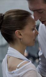 Quando la settima arte si mette sulle punte - Natalie Portman e Vincent Cassel in una scena di Il cigno nero di Darren Aronofsky.