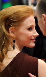 Full Metal Shakespeare - Jessica Chastain e Ralph Fiennes.