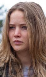 Un gelido inverno - Winter's Bone, le foto - Ree Dolly (Jennifer Lawrence) in una scena del film.