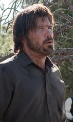 C'era una volta il western - Josh Brolin (Tom Chaney) in una scena del film Il grinta.