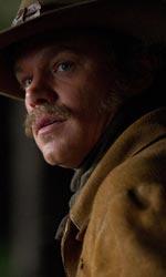 C'era una volta il western - Matt Damon (La Boeuf) in una scena del film Il grinta.
