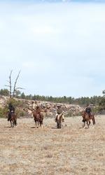 C'era una volta il western - Una scena del film Il grinta dei fratelli Coen.