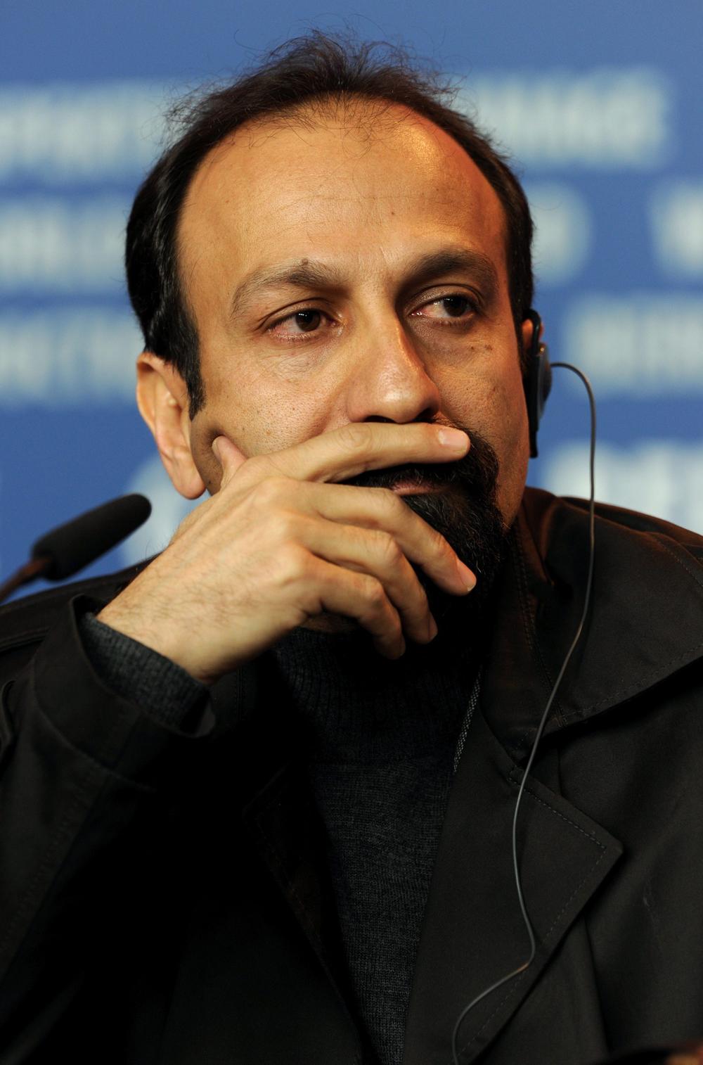 In foto Asghar Farhadi (46 anni)