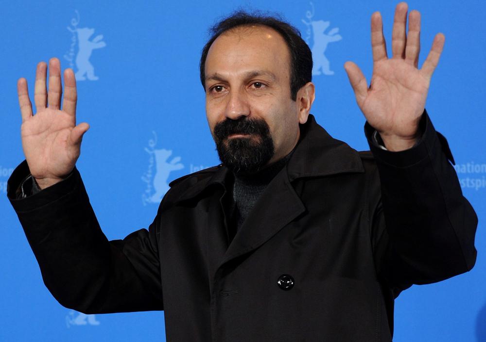 In foto Asghar Farhadi (44 anni)