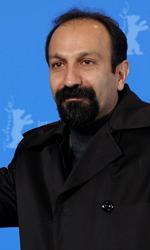 Non sempre le bugie sono immorali - Il regista Asghar Farhadi al photocall del film.