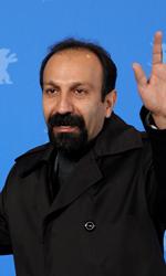 Non sempre le bugie sono immorali - Asghar Farhadi al photocall del film.