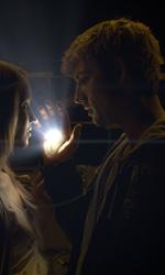 Le innumerevoli ispirazioni di Sono il numero quattro - Sarah è meravigliata dai nuovi poteri che John le mostra.