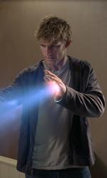 Le innumerevoli ispirazioni di Sono il numero quattro - John impara ad utilizzare i suoi nuovi poteri.