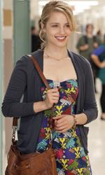 Le innumerevoli ispirazioni di Sono il numero quattro - Sarah è una bella ragazza, intelligente ed appassionata d'arte.
