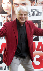 Innamorarsi ad ogni et - Michele Placido al photocall di <em>Manuale d'amore 3</em>.