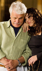 Manuale d'amore 3, le foto - Michele Placido (Augusto) � in Manuale d'amore 3 il padre di Viola, interpretata dalla bella Monica Bellucci.