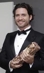 C�sar 2011: vince Uomini di Dio - Edgar Ramirez, protagonista di <em>Carlos</em>, ha vinto il premio C�sar per la migliore promessa maschile del cinema francese. Ramirez ha letto un lungo discorso di ringraziamento direttamente dal suo blackberry.