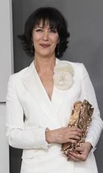 C�sar 2011: vince Uomini di Dio - Anne Alvaro ha vinto il C�sar come miglior attrice non protagonista per <em>Le Bruit des Gla�ons</em>.