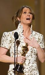 Oscar, trionfa Il discorso del re - Melissa Leo premiata come migliore attrice non protagonista per <em>The Fighter</em>.