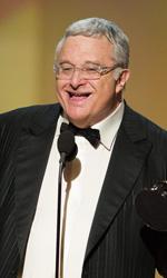 Oscar, trionfa Il discorso del re - Il musicista Randy Newman riceve l'Oscar per il suo lavoro in Toy Story 3.