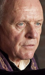 Quarant'anni di esorcismi cinematografici - Anthony Hopkins in una scena del film Il rito.