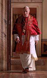 Habemus Papam, le foto - Straordinaria ricostruzione scenografica delle stanze vaticane.
