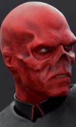 Teschio Rosso fa la sua comparsa con l'uniforme dell'Hydra - La foto ufficiale di Red Skull comparsa su EW.